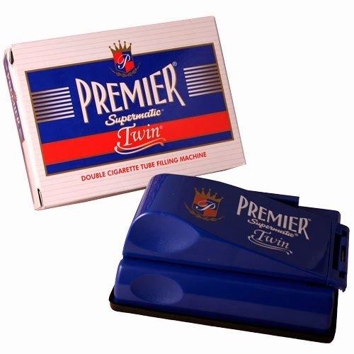 The Big Easy Tobacco Accessories C702 Premier Twin Cigarette Machine