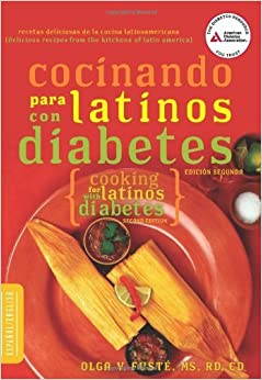 Book Cocinando para Latinos con Diabetes (Cooking for Latinos with Diabetes) (American Diabetes Association Guide to Healthy Restaurant Eating) (English and Spanish Edition) by Olga Fust?.S. (2012-01-24)