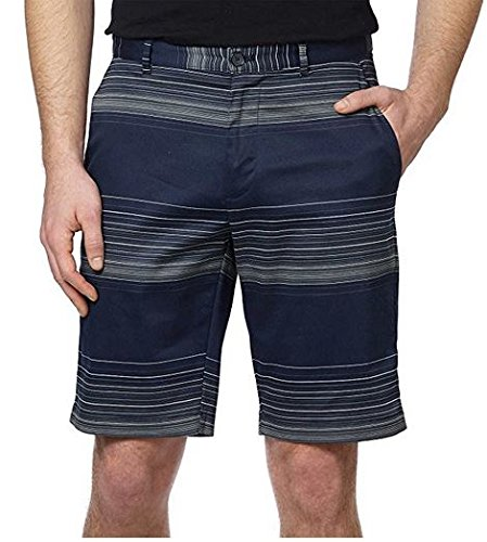 Calvin Klein Men's Stretch Flat Front Short by Calvin Klein
