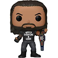 Funko Pop! WWE: Roman Reigns - Wreck (Metallic), Amazon Exclusive Multicolor