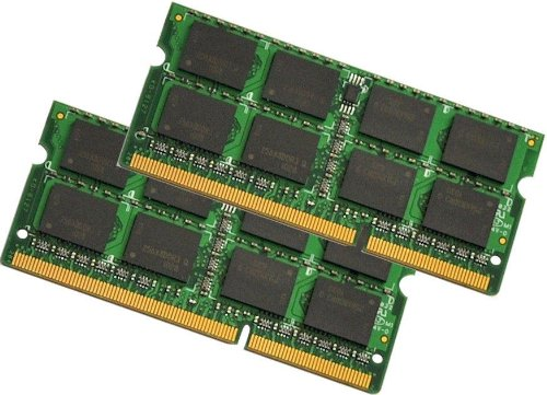 8GB 1066MHz DDR3 (PC3-8500) - 2x4GB SO-DIMMs Compatible Memory Module for Apple MacBook Pro and Mac Mini