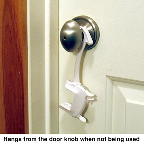 Door Monkey Door Lock and Pinch Guard