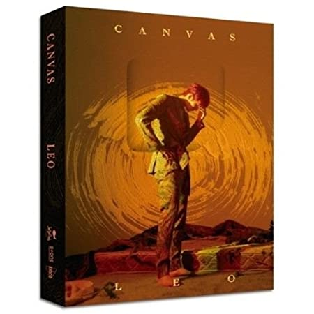 - Canvas CD w//Photo Booklet+Photocard+Ticket+Photo Paper Set Sealed LEO VIXX