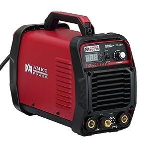 Amico 200 Amp HF TIG Torch/Stick/Arc Welder 115 & 230V Dual Voltage Welding Machine from Amico Power