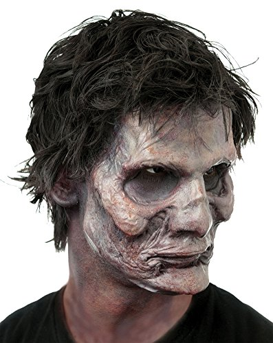 Latex Foam Prosthetic Mask (Halloween Mask- Living Dead Foam Latex Prosthetic Mask -Scary)