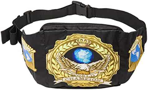 Funny Guy Mugs Premium Championship Belt Fanny Pack