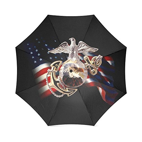 Christmas Day/Thanksgiving Day Gifts United States Marine Corps 100% Fabric And Aluminium High-quality Umbrella