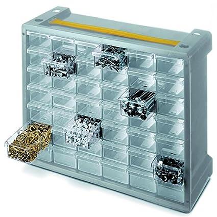 Cassettiere In Plastica Per Minuterie.Cassettiera Porta Minuteria In Plastica 42 Cassetti 57x134x38 Cm