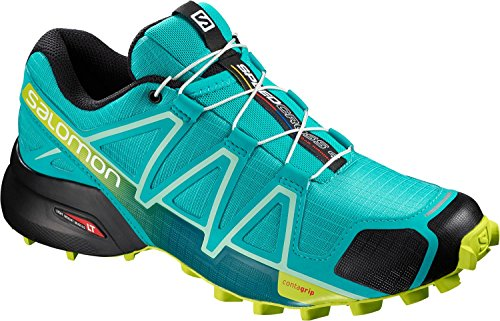 Donna Running 4 Salomon Blu Da Speedcross Scarpe Trail Yxqzw7