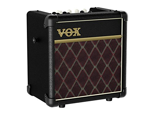 VOX Mini5 Rhythm Battery-Powered 5W Modeling Amplifier, Classic by Korg