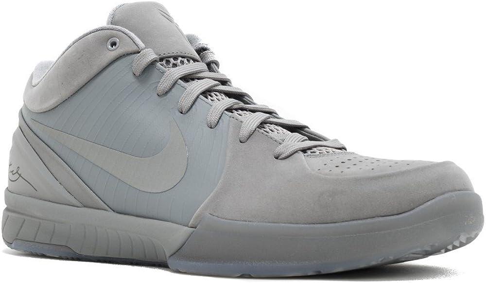 Nike Zoom Kobe 4 FTB 'Fade to Black