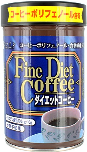 Price comparison product image Japan Health - Fine diet coffee 200g *AF27*