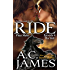 Ride: The Veil: BBW Paranormal Shape Shifter Romance (Puca Mates Book Four)