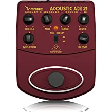 Acoustic Amp Modeler/Direct Recording Preamp/DI Box