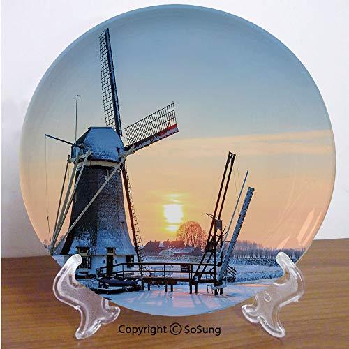 (Windmill Decor 6