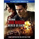 Jack Reacher: Never Go Back (BD/DVD/Digital HD Combo) [Blu-ray]