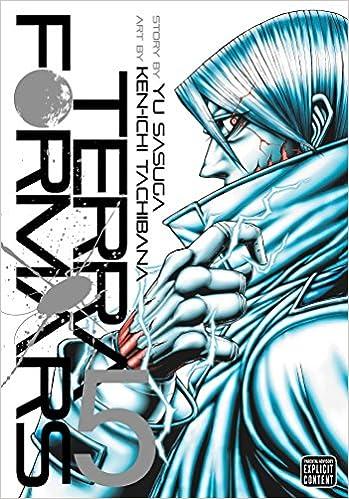 Terra Formars Volume 5 Amazon Co Uk Yu Sasuga 9781421571584 Books