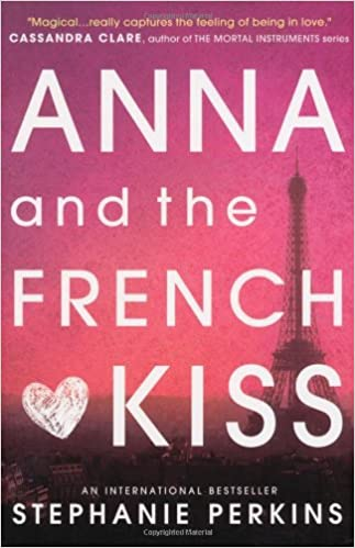 Image result for anna and the french kiss book