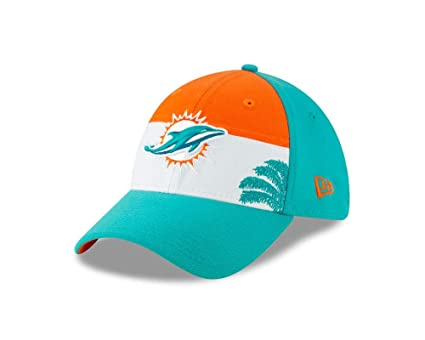 NEW Era 39 THIRTY Cap-Training Miami Dolphins