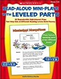 Read-Aloud Mini-Plays with Leveled Parts, Justin McCory Martin, 0439870283