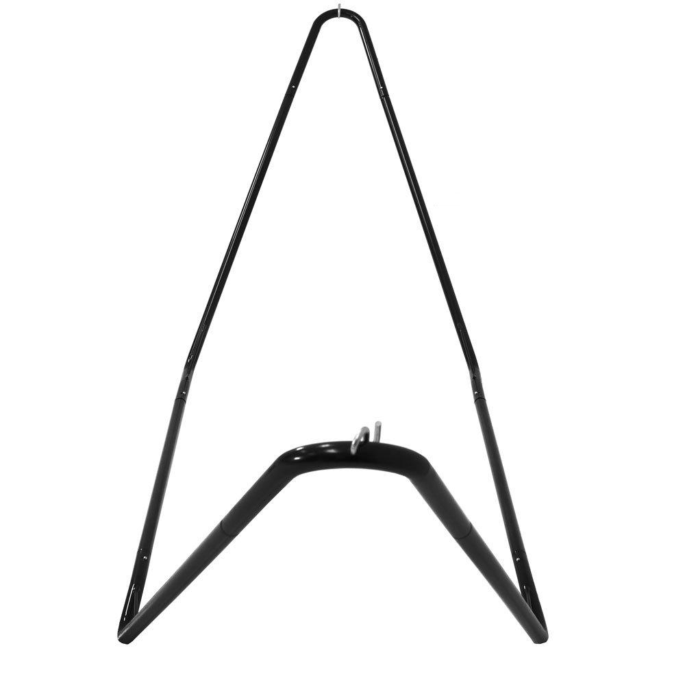 Sunnydaze Portable Steel 10 Foot Hammock Stand, 300 Pound Capacity by Sunnydaze Decor (Image #6)
