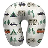 Tent-Travel-U-Shaped-Neck-Pillow-For-Sleeping-Person-Aerophane-Neck-Brace-Orthopedic-Pillow