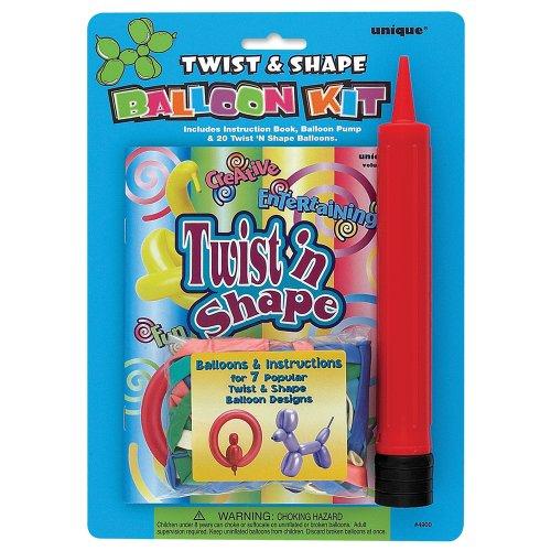 Twist & Shape Balloon Animal Kit