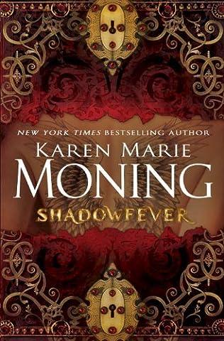 book cover of Shadowfever