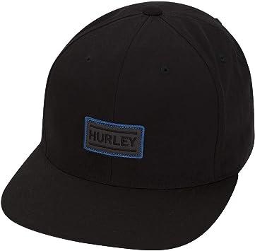 Hurley M The Local Hat Gorras, Hombre, Black, 1SIZE: Amazon.es: Deportes y aire libre