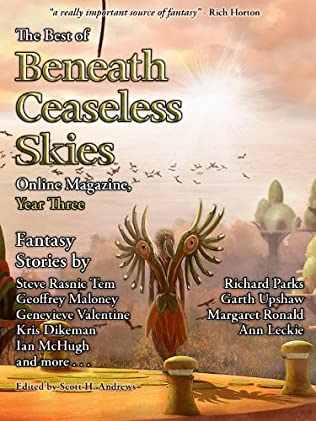book cover of The Best of Beneath Ceaseless Skies Online Magazine, Year Three