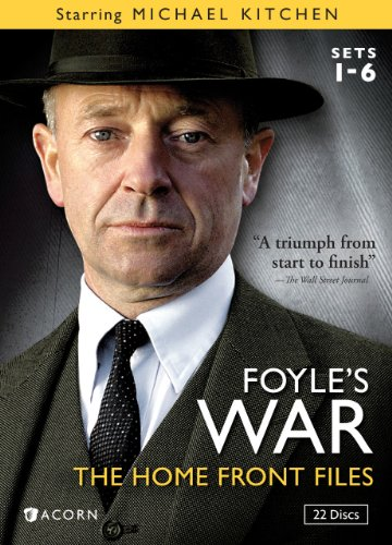 Foyle's War: The Homefront Files, Sets 1-6