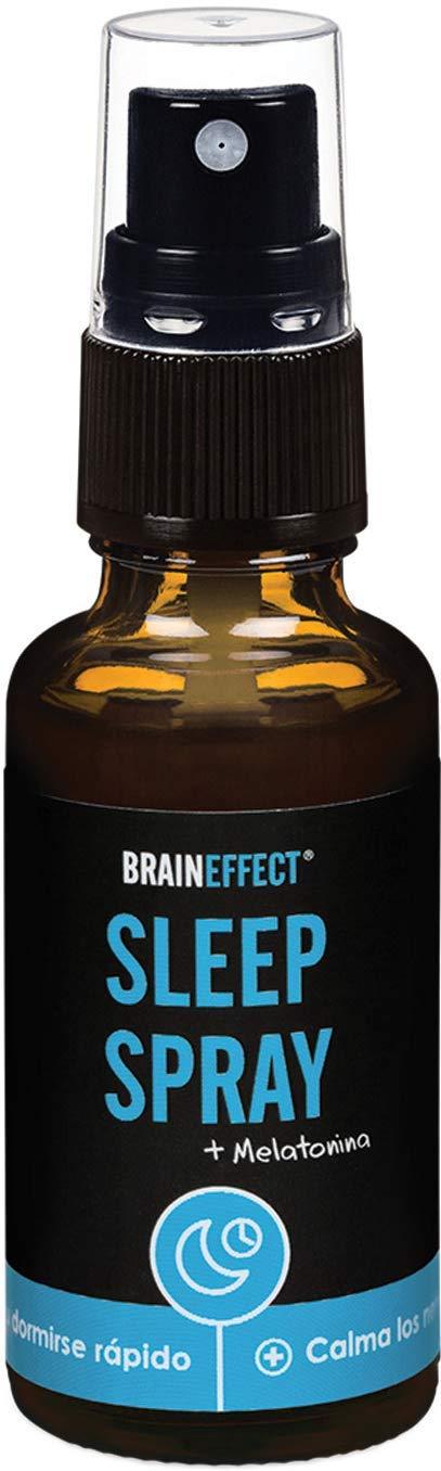 BRAINEFFECT SLEEP SPRAY | 1mg Melatonina por porción | 30ml | La más ...