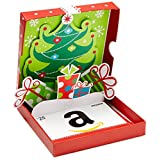 Amazon.ca $25 Gift Card in a Holiday Pop-Up Box (Classic White Card Design)
