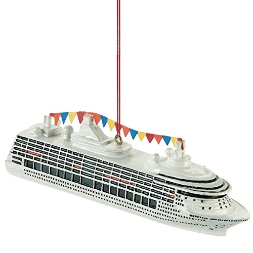Cruise Ship Ornament by Midwest CBK product image