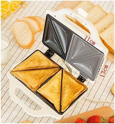 Appareils à sandwich et presses à panini Machine à Sandwich, Double-Sided Chauffage Ménage Toast Pain Multi-Function Frying Pan machine Waffle