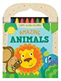 Download Amazing Animals: Carry-along Coloring in PDF ePUB Free Online