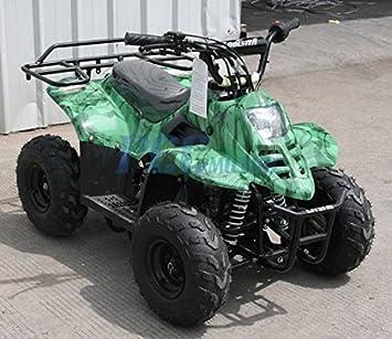 """110 cc niños ATV Quad 6 """"Rueda coolster-3050 C"""