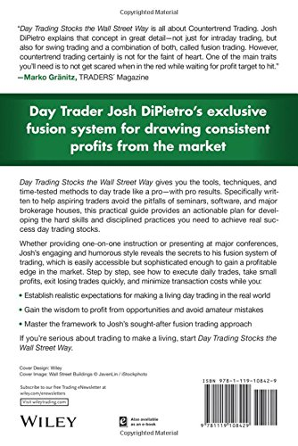 51IYhsTCRbL - Day Trading Stocks the Wall Street Way: A Proprietary Method For Intra-Day and Swing Trading (Wiley Trading)