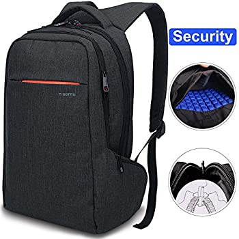 Amazon.com: LAPACKER Lightweight Slim Business Laptop Backpack for ...