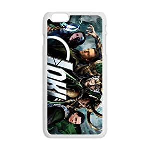 Unique Loki Cell Phone Case for iPhone plus 6
