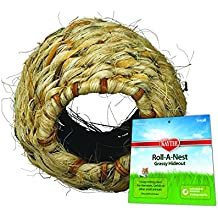 Kaytee Grassy Roll-A-Nest, Small