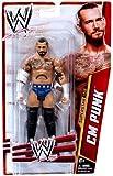 WWE Basic Figure Series #33 - Superstar #58 CM Punk Figure