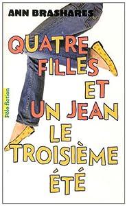 """Afficher """"Quatre filles et un jean n° 3 Le troisième été"""""""