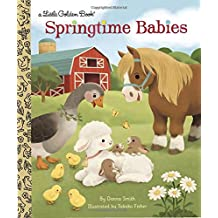 Springtime Babies (Little Golden Book)