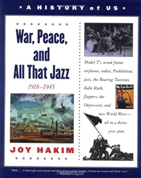 A History of U. S.: War, Peace & All That Jazz (History of U. S.) 019507761X Book Cover