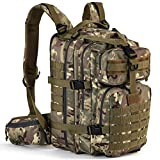Gelindo Military Tactical Backpack, Hydration...