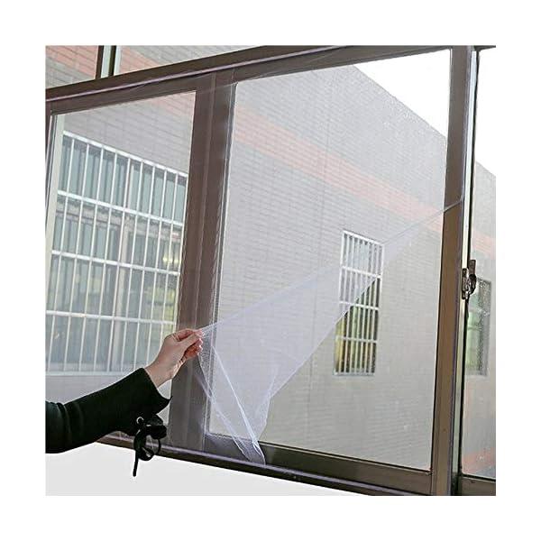 130x150cm Anti zanzariera per porte e finestre Tenda in rete per tende proteggi schermo per zanzariere Stile estate Rete… 2 spesavip