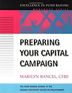 Preparing Your Capital Campaign from Jossey-Bass