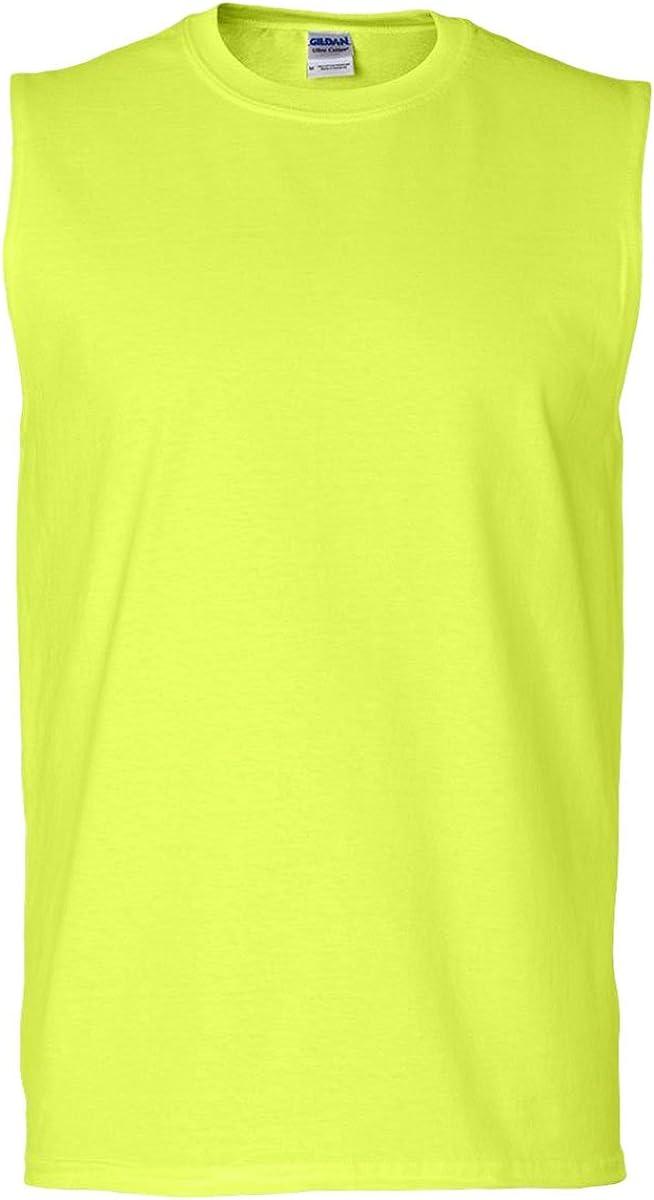 Gildan G2700 Adult Ultra CottonSleeveless T-Shirt