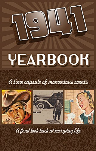 Seek Publishing 1941 Yearbook KardLet (YB1941)